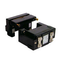 Instrument transformer / current / encapsulated / compact