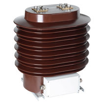 Instrument transformer / current / cast resin / pole-mounted