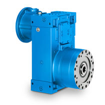 Extruder gear reducer / helical / parallel shaft / precision