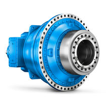 Planetary gear reducer / orthogonal / high-torque / high-power