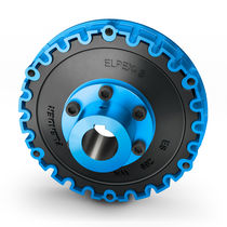 Coupling with high torsional flexibility / disc / high-performance