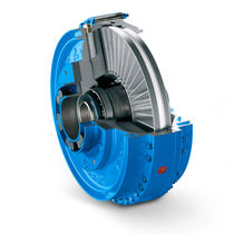 Hydrodynamic coupling / for mixers / for blowers / breaker