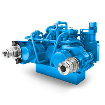 Gearbox for marine applications / multiple-input