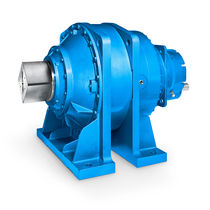 Sugar industry gear reducer / planetary / parallel shaft / compact