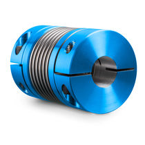 Bellows coupling / chemical / for the food industry / for the textile industry
