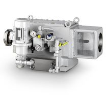 Twin-screw extruder gear reducer