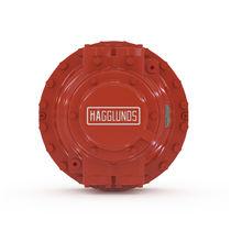 Radial piston hydraulic motor / for heavy-duty applications