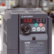 3-phase frequency inverter / single-phase / IP20 / compact
