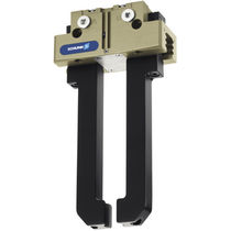 Pneumatic gripper / parallel / 2-jaw / for clean rooms