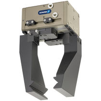 Pneumatic gripper / parallel / 2-jaw / for large parts