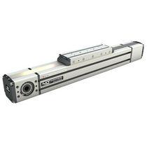 Linear actuator / electric / timing belt / aluminum