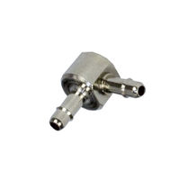 Barbed fitting / elbow / pneumatic