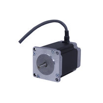 DC motor / two-phase stepper / compact / NEMA 23