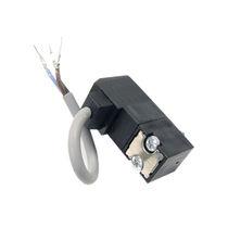 2-way solenoid valve / NC / locking
