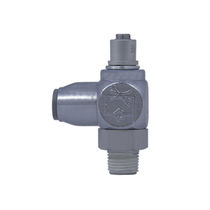 Needle valve / control / for air