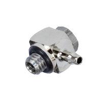 Screw-in fitting / elbow / hydraulic