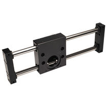 Linear actuator / electric / rack-and-pinion / high-speed