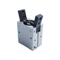 Angular gripper / pneumatic / 2-jaw / double-acting