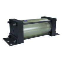 Linear actuator / hydraulic / double-acting