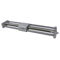 Linear actuator / hydraulic / rodless