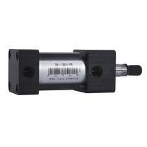 Linear actuator / hydraulic / compact / tie-rod