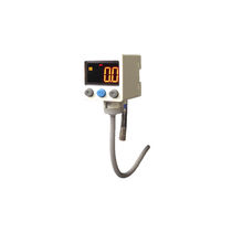 Pressure switch with display / electronic / compact / IP65