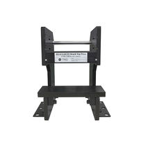 Bench-top press / pneumatic / frame