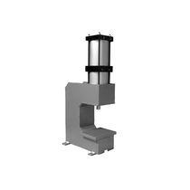 Pneumatic press / forming / riveting / swaging