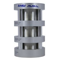 Pneumatic cylinder / piston / multi-piston / double-acting