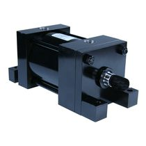 Hydraulic cylinder / double-acting