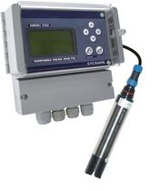 Suspended solids monitor