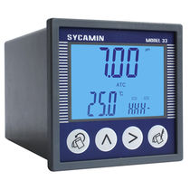 In-line conductivity meter