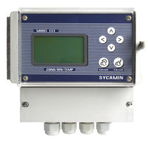 Conductivity analyzer / concentration / liquid / for integration