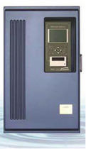 Temperature analyzer / silica / water / for integration