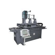 Band sawing machine / graphite / for sheet metal / for flexible PU foam blocks