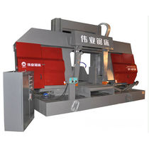 Band sawing machine / for metals / for non-ferrous materials / precision