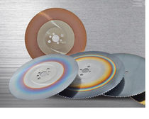 Circular saw blade / HSS / for metal
