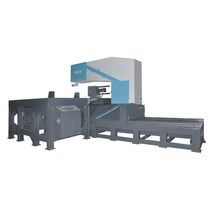 Band saw / for aluminum / for steel / for non-ferrous materials