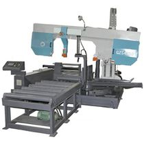 Band saw / miter / for steel / for beams