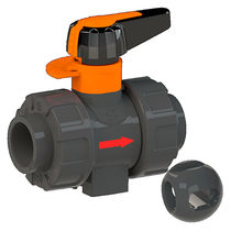 Ball valve / electric / control / proportional