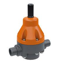 Diaphragm relief valve