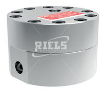Gear flow meter / oval gear / for liquids / for oil