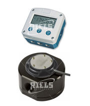 Oval gear flow meter / for liquids / for oil / IP67