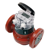 Positive displacement meter / flowmeter / digital / for liquids