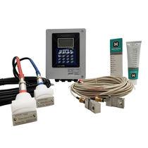 Ultrasonic flow meter / for liquids / clamp-on / IP65