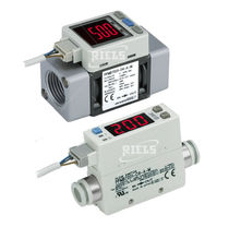 Thermal flow switch / for air / digital