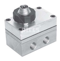 Absolute pressure transmitter / differential / membrane / RS485