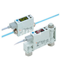 Thermal flow switch / for air / for gas / digital