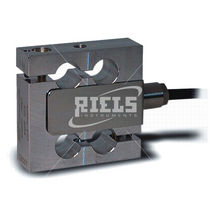 Tension/compression load cell / S-beam / aluminum / strain gauge