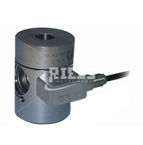 Tension/compression load cell / canister / stainless steel / strain gauge